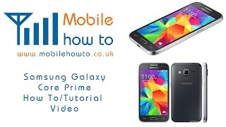 How To Setchange Voicemail Number Samsung Galaxy Core Prime