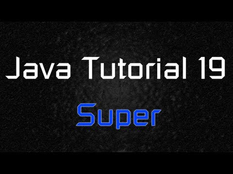 Java Tutorial 19 -