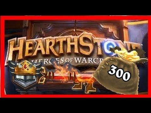 Hearthstone Gold Farming (100g / h) Guide