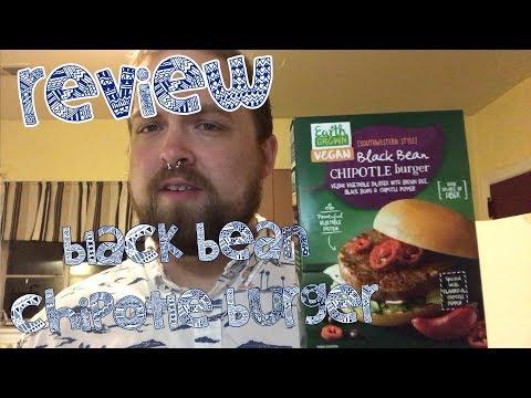 Review: Aldi Black Bean Chipotle Burger