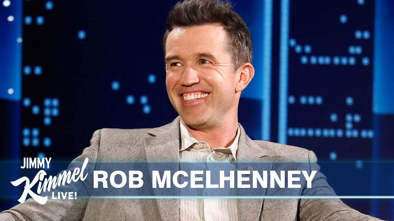 Rob McElhenney on Getting High with Snoop Dogg & Ryan Reynolds Sliding into His DMs