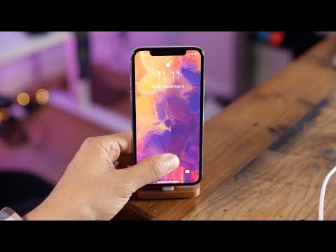 New iOS 11.2 beta 2 features / changes! (iPhone X only - new Live Wallpaper!)