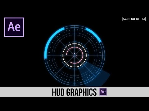After Effects Tutorial: Intro to HUD Motion Graphics