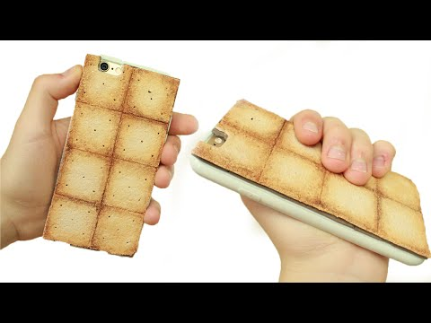 DIY | S'more Phone Case - Polymer Clay How-to