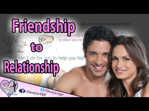 how to turn friendship into a relationship 5 steps to make the transition | animated
