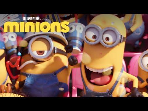 Minions - Super Fans Spot (HD) - Illumination