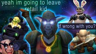 Warrior Midlife Crisis | World of Warcraft Classic (1-60)