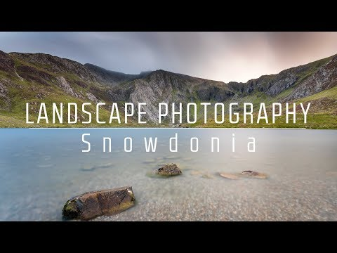 Snowdonia - Making a Landscape Photography Connection