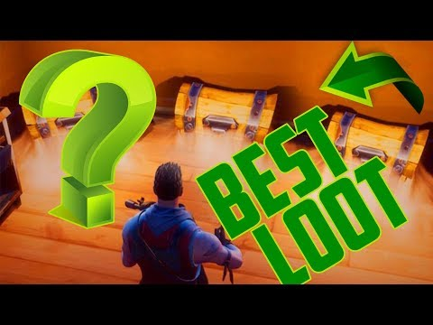 Fortnite Best Loot Ever ( Funny Moments )