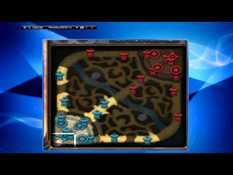 How To Put Your League Of Legends Map On Your 2nd Monitor - Easy Tutorial - 2015