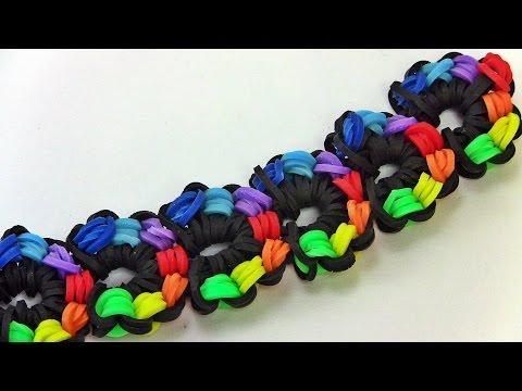 rainbow loom bracelet 23