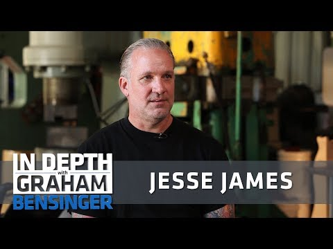 The fire and fight that tore Jesse James and his father apart