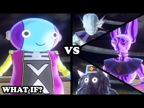 GODLY BATTLE! Zeno VS All 12 Gods of Destruction - Dragon Ball Xenoverse 2 Mods