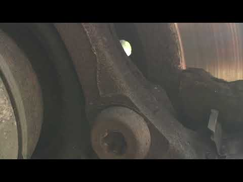 Citroen C3 Picasso 2011 model brakes disks and pads's change