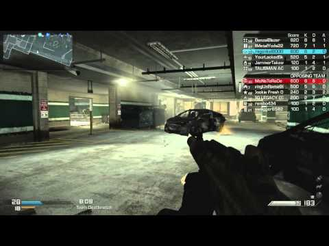 Call of Duty Ghosts - TDM - Flooded 2 (12/23/2013) - (75-49) -