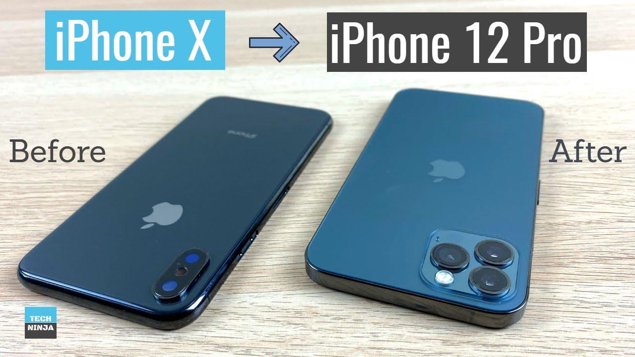 DIY Convert iPhone X into iPhone 12 Pro | Custom iPhone X