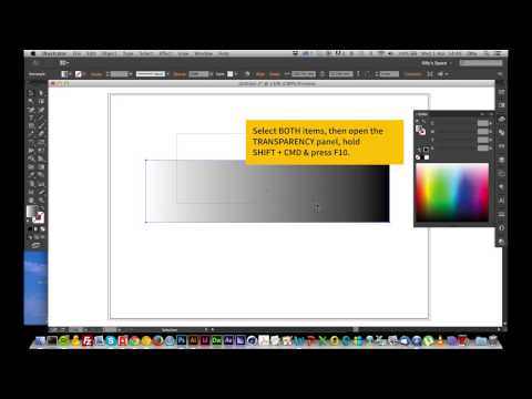 How to Make a Gradient Mask in Adobe Illustrator