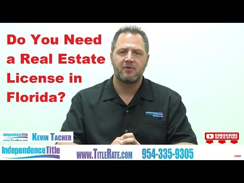 Why You Should Consider Getting Your Real Estate License in Florida by Independence Title