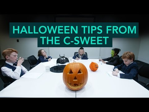 Halloween Tips from the C-Sweet | Care.com