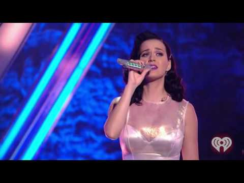 Katy Perry performs 'Grace Of God'
