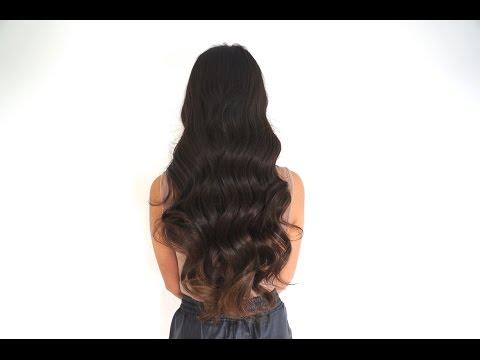 Hair Tutorial: Blake Lively inspired vintage waves