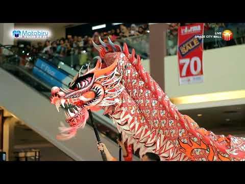 Xxx Mp4 Naga Liong Singa Mas Juara 3 Hongkong Live Grage City Mall Cirebon 16 02 2018 3gp Sex