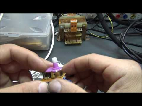 Dimmer repair with cheap triac from China