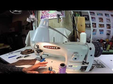 How To Slow Down Your Industrial Sewing Machine