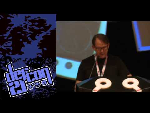 DEF CON 21 - Mark Weatherford - The Growing Irrelevance of US Govt Cybersecurity Intelligence Info