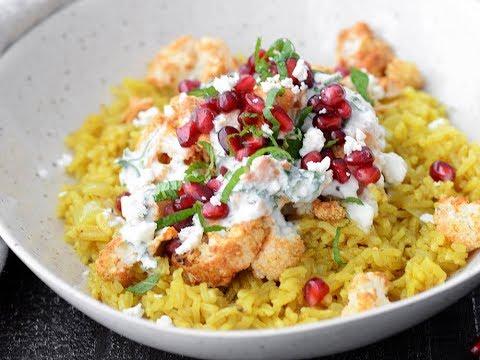 The Everyday Chef: Crispy Tandoori Cauliflower
