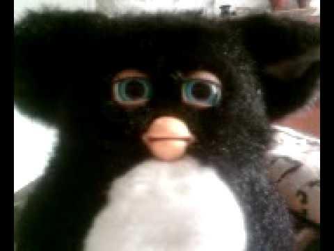 Me & Furby - Sleep