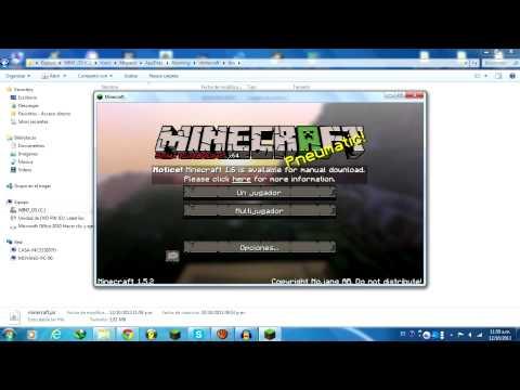 Minecraft   Tutorial Mods   Optifine , Rei Minimap , WorldEdit   1.5.2