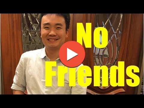 Why I Don't Have Friends - Fake People