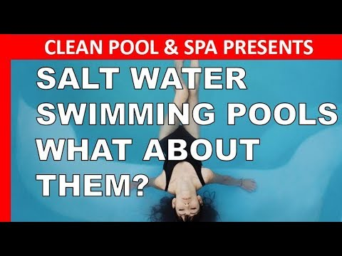 Salt Water Swimming Pool System Explained | All Truth & Some Myths