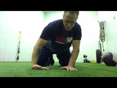 Wrist Mobility and Rocking Pattern