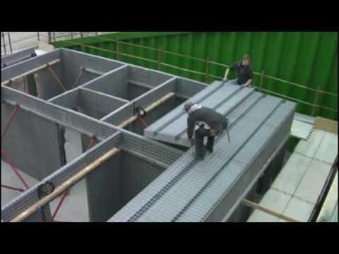 The future of affordable housing? - Ikhaya FutureHouse system [construction]