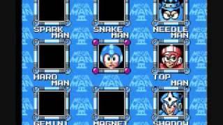 Mega Man 3 - Needle Man Perfect Run