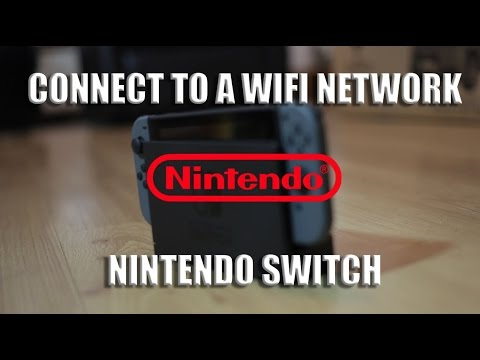 How to Connect Nintendo Switch To A WiFi Network - Tutorial