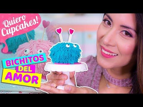 CUPCAKES AMOROSOS | Especial San Valentín | Quiero Cupcakes!