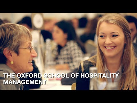 The Oxford School of Hospitality Management