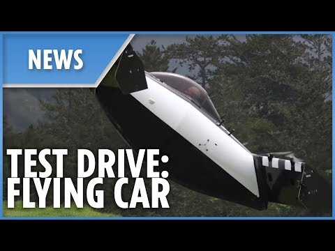 BlackFly: The flying car anyone can drive