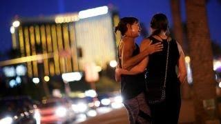 Las Vegas shooting wasn