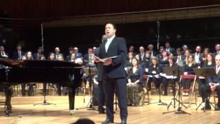 Cujus Animam Gementem (del Stabat Mater -g. Rossini-) Ricardo Gonzalez Dorrego  (tenor) 27/7/2017