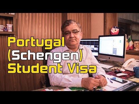 Portugal Student Visa - Low Cost Visa