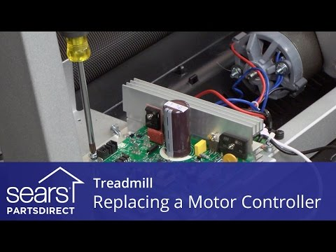 How to Replace a Treadmill Motor Controller