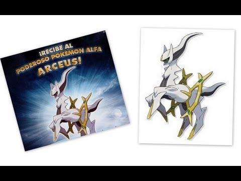 Obtener a Arceus sin evento - Pokemon Heart Gold , Soul silver, Platino , Perla , Diamante