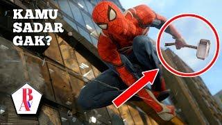 TAK DISADARI.!! 5 Kesalahan Dalam Film Spiderman