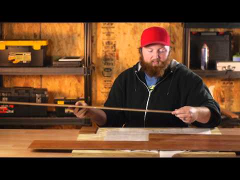 How to Install Engineered Flooring on an Existing Subfloor : Flooring Tips