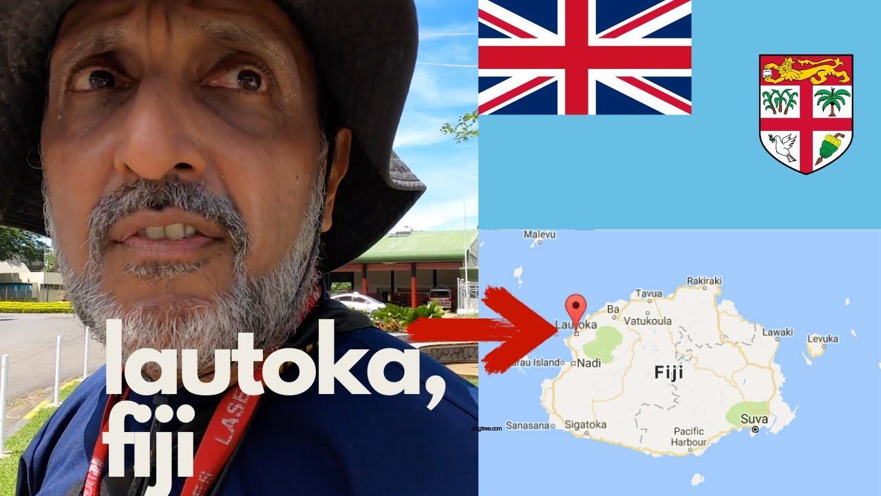 Fiji's Second City - Lautoka.🇫🇯