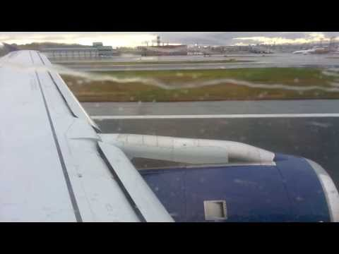 Delta Air A320 Takeoff from LaGuardia